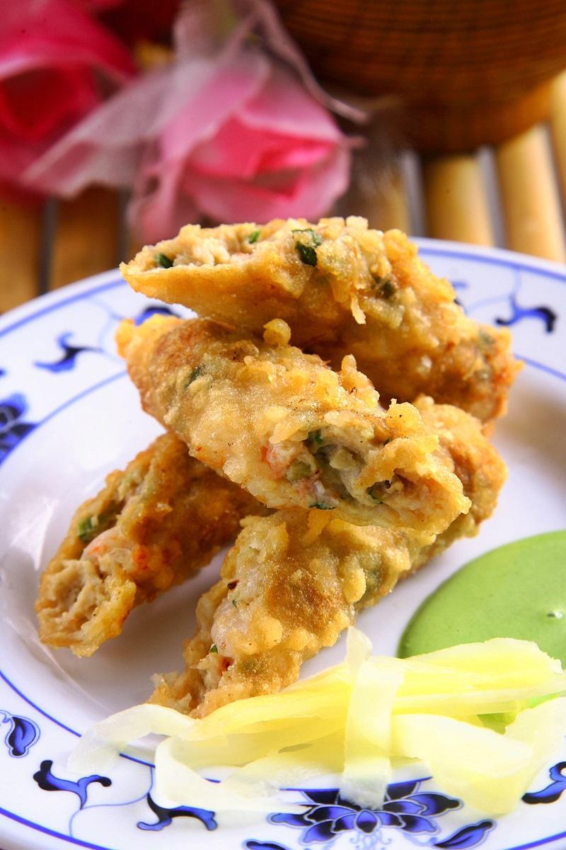 安平火燒蝦卷