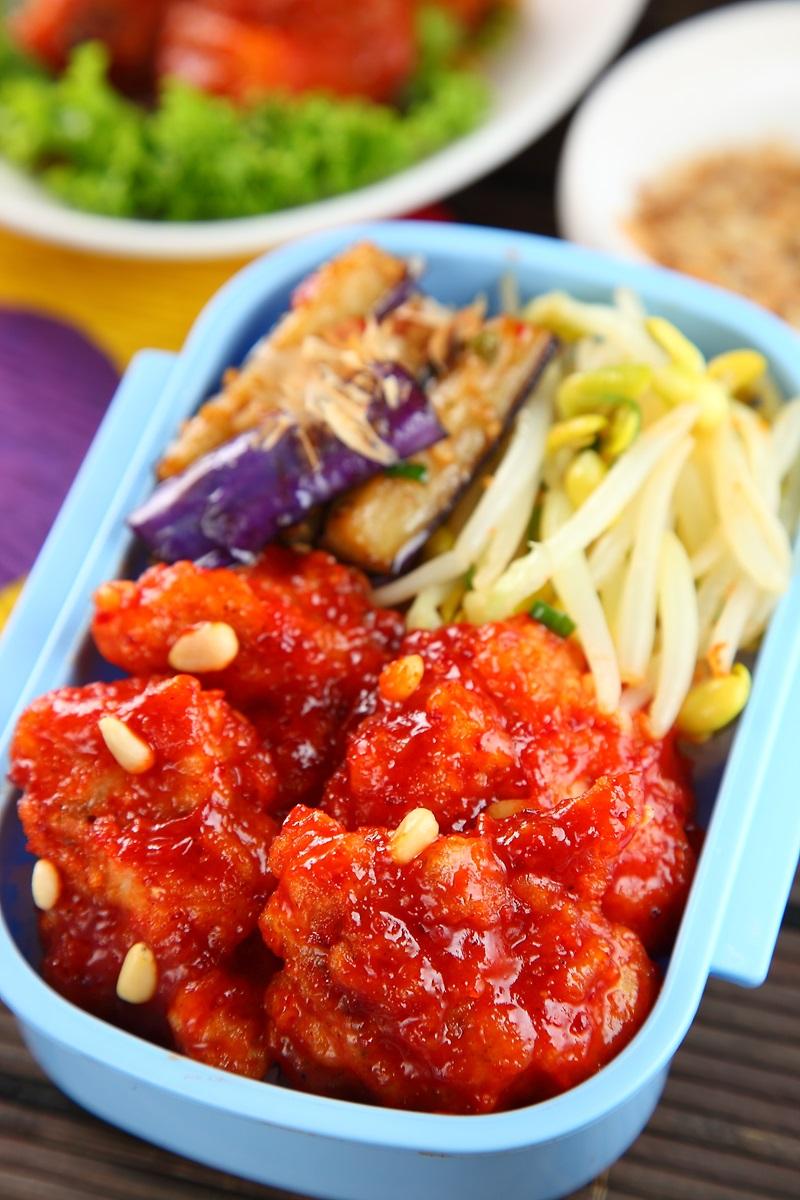 韓式糖醋辣雞