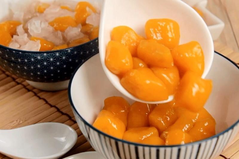防疫輕鬆煮》地瓜圓白木耳甜湯「多加一食材」更清爽解膩