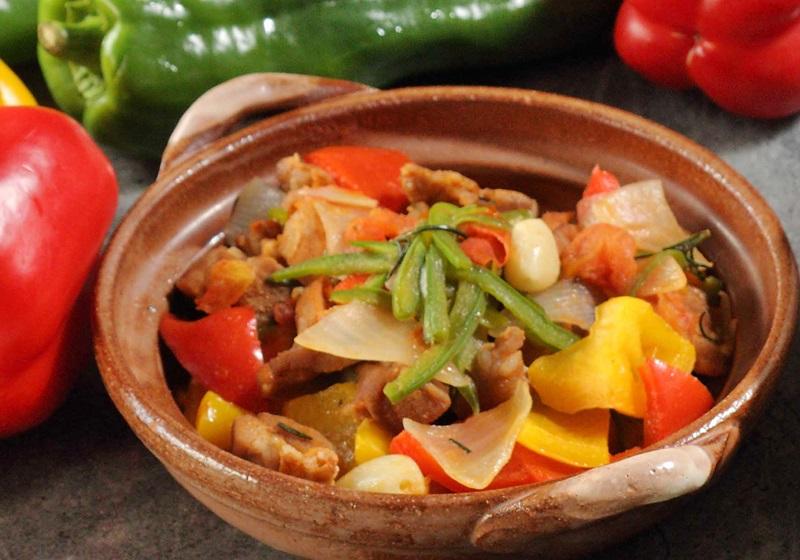 匈牙利甜椒燉肉