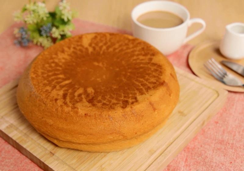 蜂蜜戚風蛋糕 (影音)
