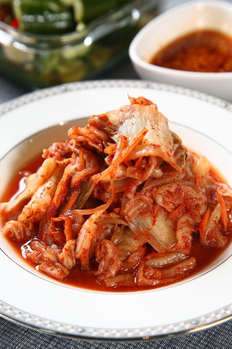 韓式高麗菜泡菜