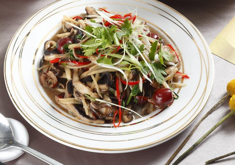 紅棗炒鮮蔬