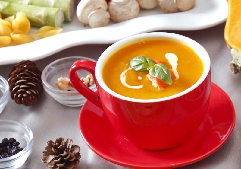 義式南瓜蔬菜濃湯