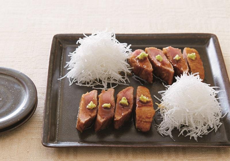 日式照燒鮪魚