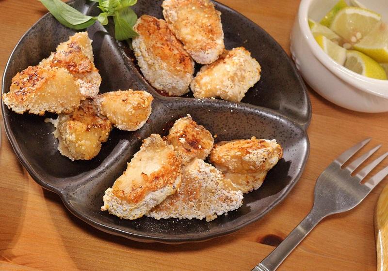 健身食譜 · 低卡版鹽酥雞