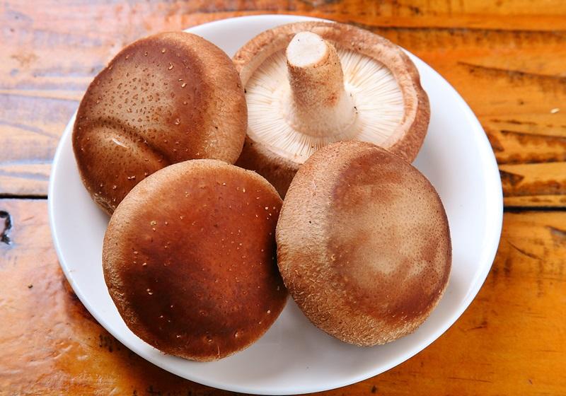 不怕發酸!保存新鮮香菇的重點在「讓它透透氣」!