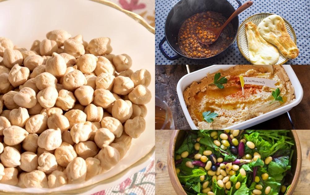 「超級食物」鷹嘴豆怎麼煮才好吃? 5 種做法一次學會!