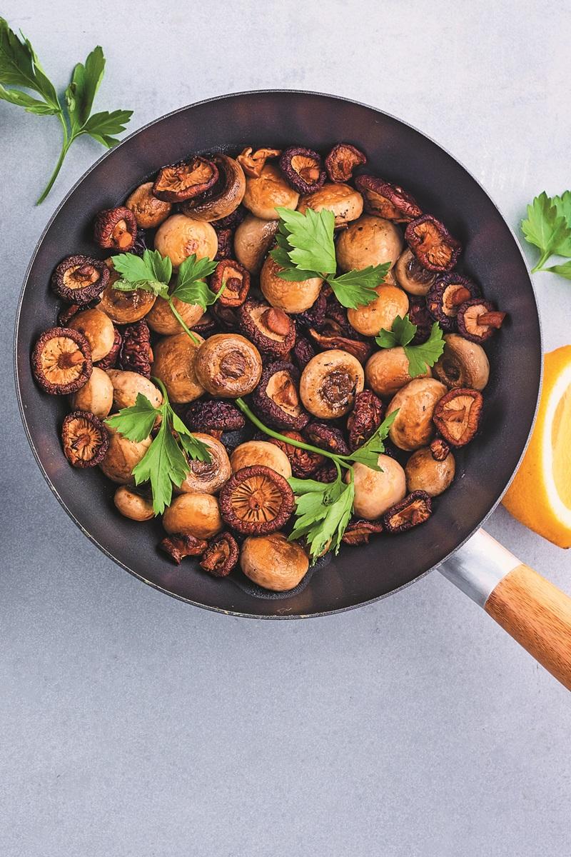 一鍋到底 | 菇類蔬菜鍋