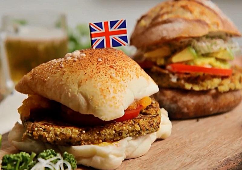 澳洲素漢堡
