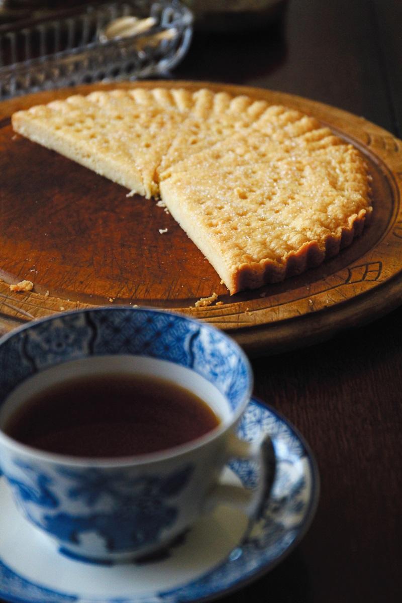 英式甜點 | 蘇格蘭奶油酥餅
