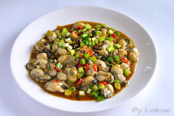 經典台菜.蔭豉蚵
