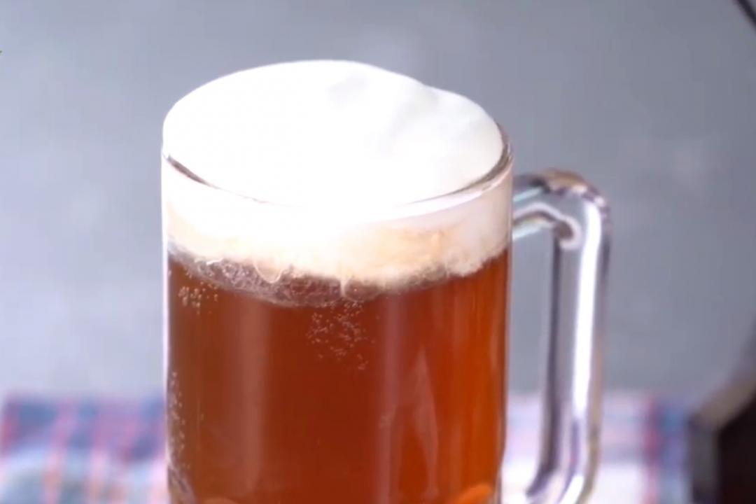 哈利波特「奶油啤酒」無酒精版!3步驟在家就能喝到魔法飲品