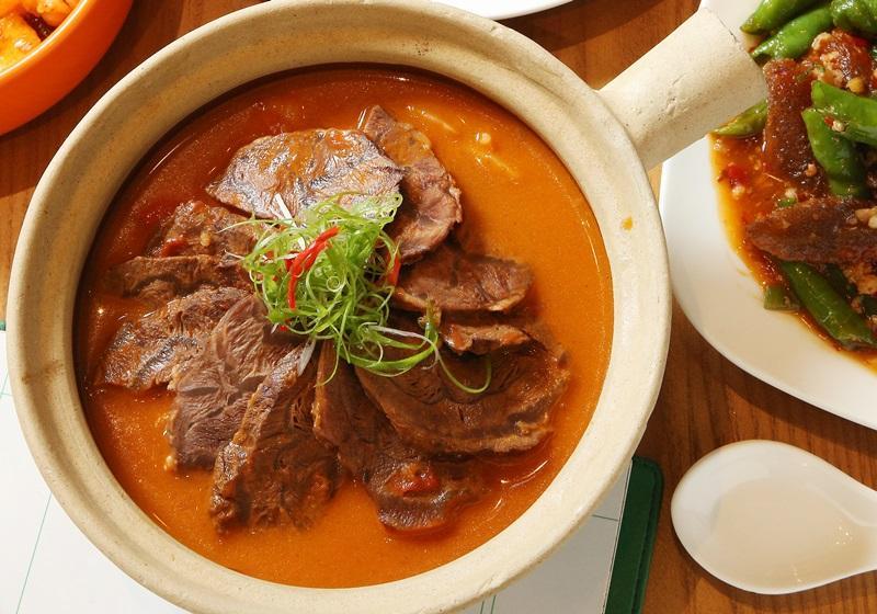 家常醬料出好菜 │ 山藥番茄牛肉煲(影音)