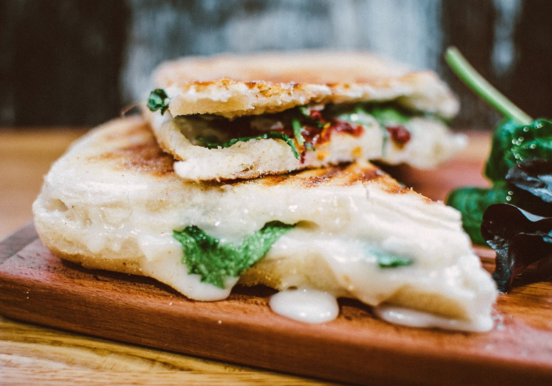 日式烤三明治