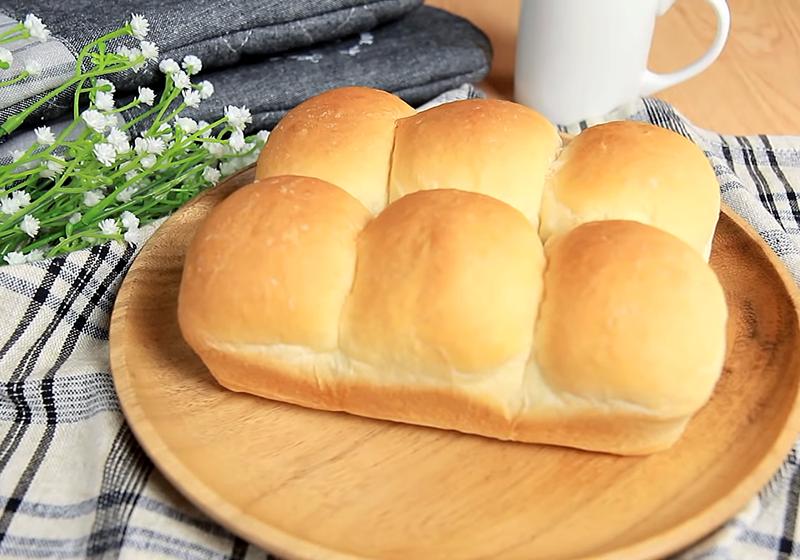鬆軟好吃的麵糰揉法,做出可愛小餐包!(影音)