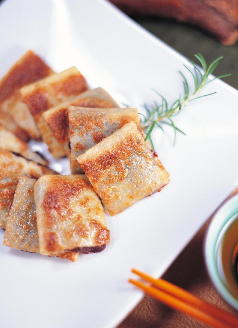 棗泥煎鍋餅