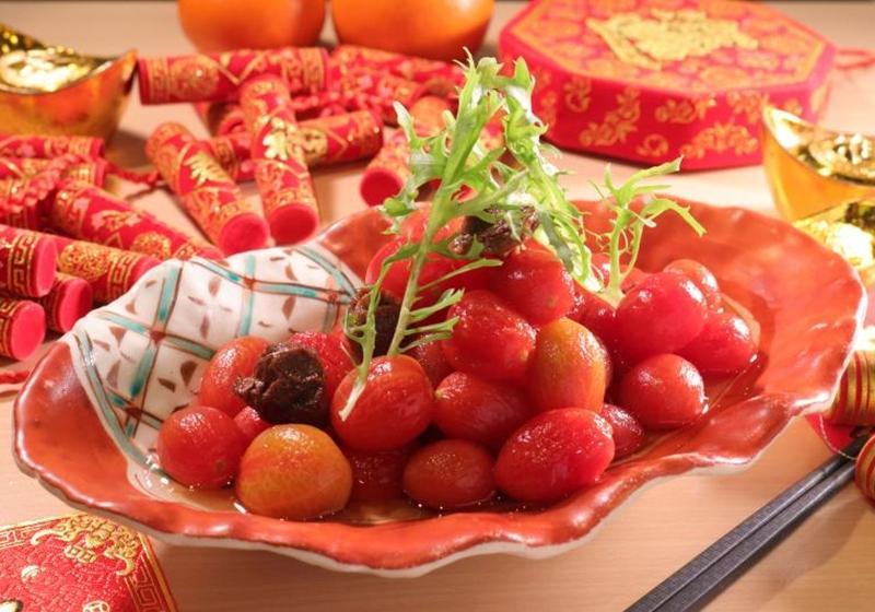 梅漬番茄 (影音)
