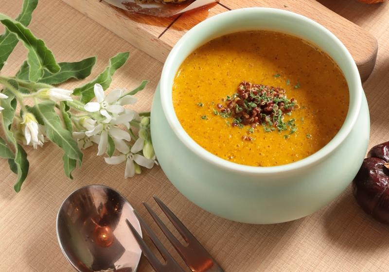 春日養生   藜麥蔬菜濃湯