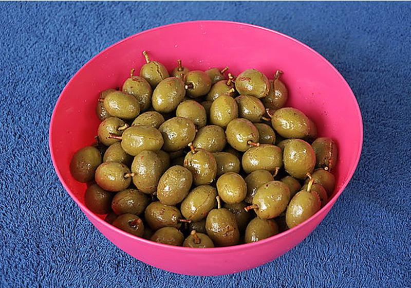 春天的綠寶石!橄欖的簡易醃漬 5 步驟,留住好滋味~