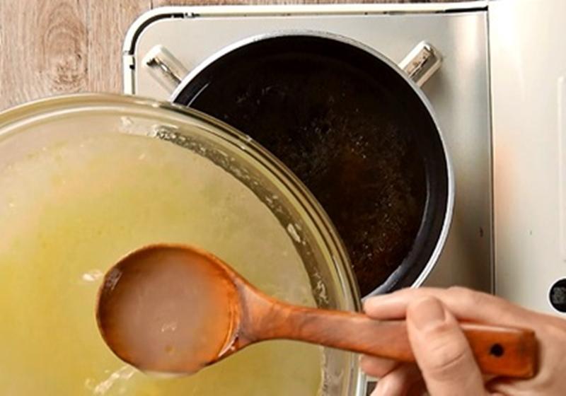 【常備高湯】蔬菜高湯