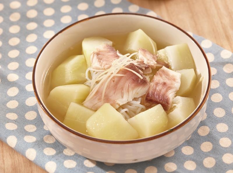 青木瓜鮮魚湯