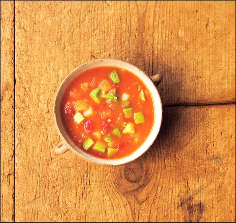 義式味噌蔬菜湯