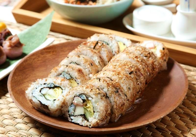 開出唯美「花壽司」!主廚公開壽司醋飯黃金比例
