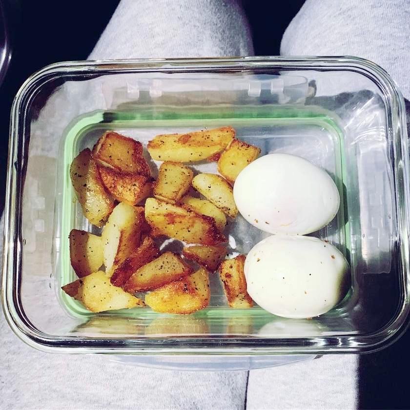 41 歲楊謹華從出道就沒胖過!自製早餐食譜大公開