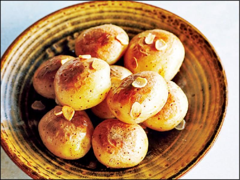 蒜味香煎馬鈴薯