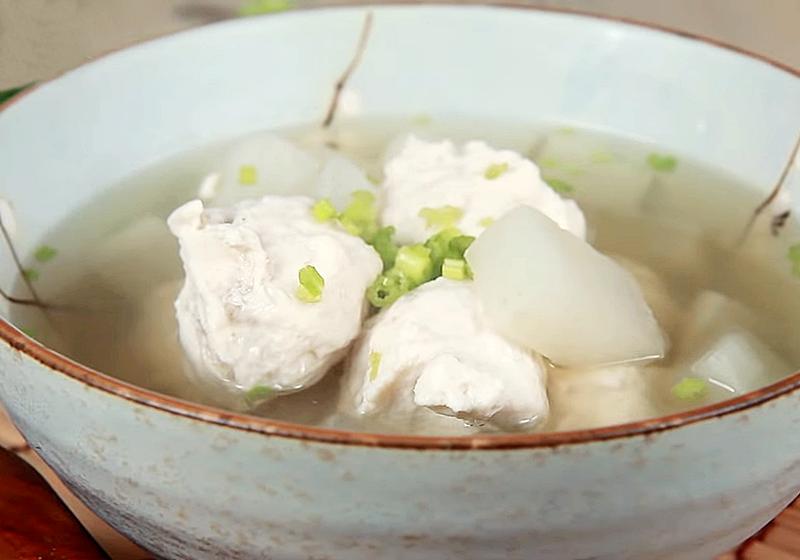 蘿蔔魚丸湯 (影音)