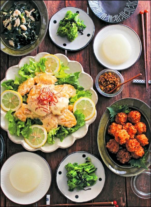 香辣美乃滋拌鱈魚