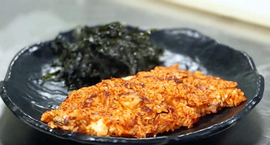 【姜食堂 2】料理食譜:韓式泡菜炒飯