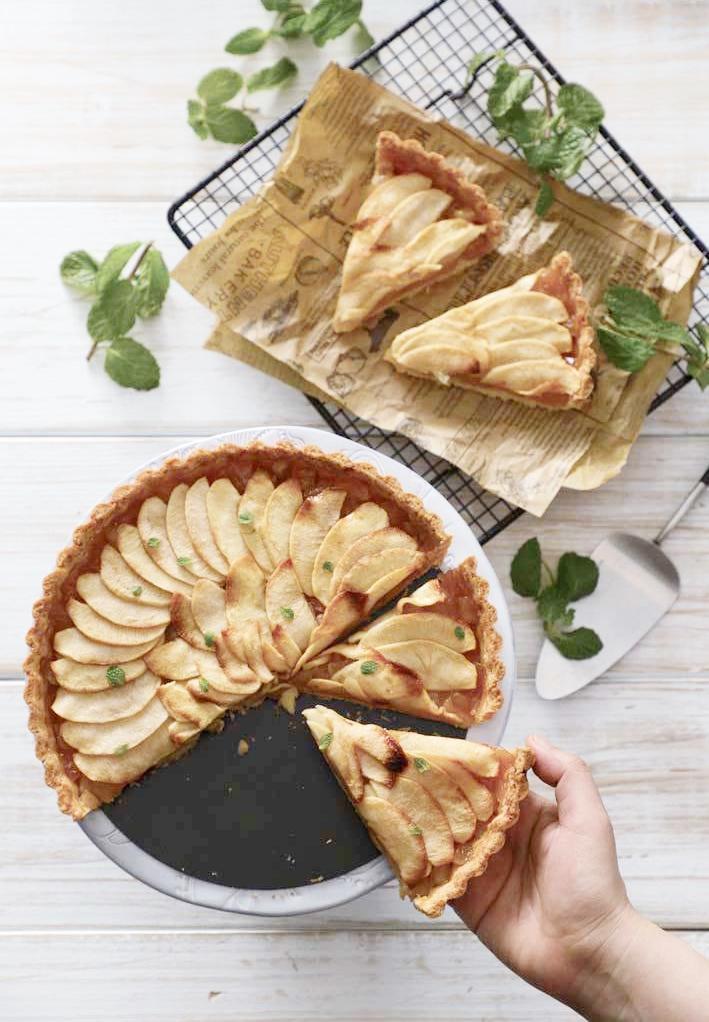 法式鄉村蘋果派