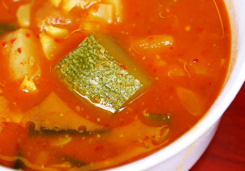 【一日三餐‧山村篇】料理食譜:韓式大醬湯