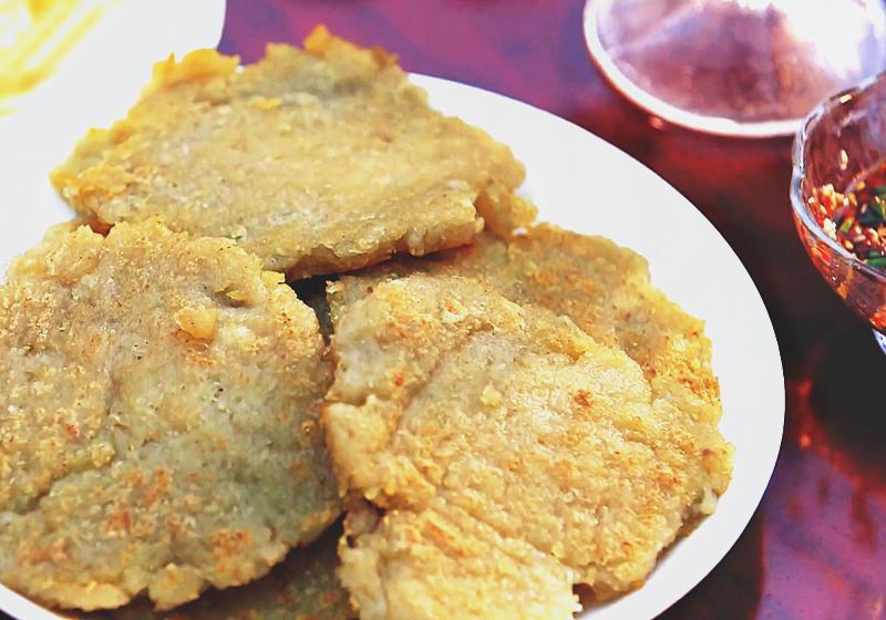 【一日三餐‧山村篇】料理食譜:韓式馬鈴薯煎餅