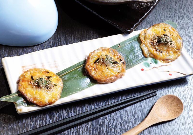 起司焗烤香菇