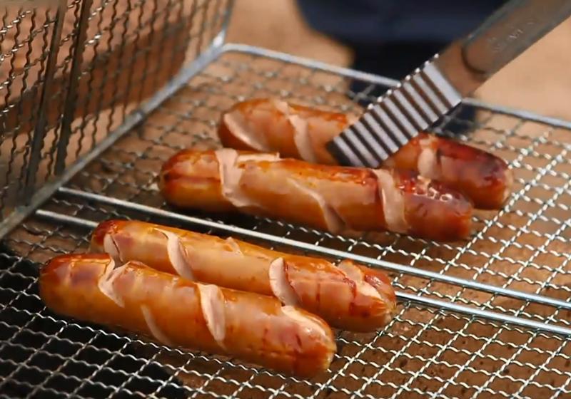 【一日三餐‧山村篇】料理食譜:特製烤香腸