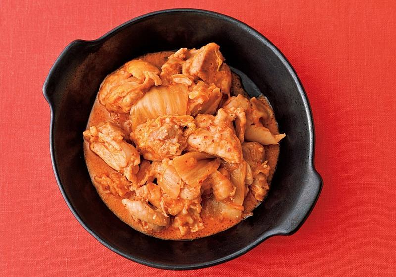 微波爐上菜 | 起司辣炒雞