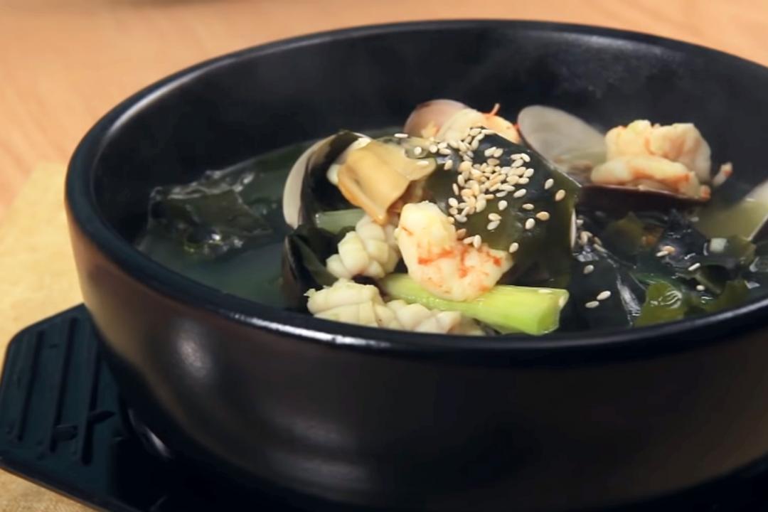 韓式海帶湯 | 乳白濃郁湯頭這樣煮才正宗 (影音)