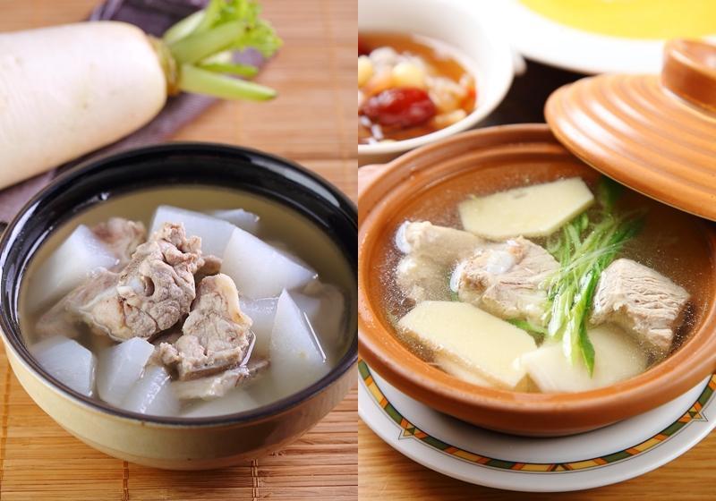 根據季節煮出不同的養生排骨湯!讓湯頭更鮮美有 3 重點