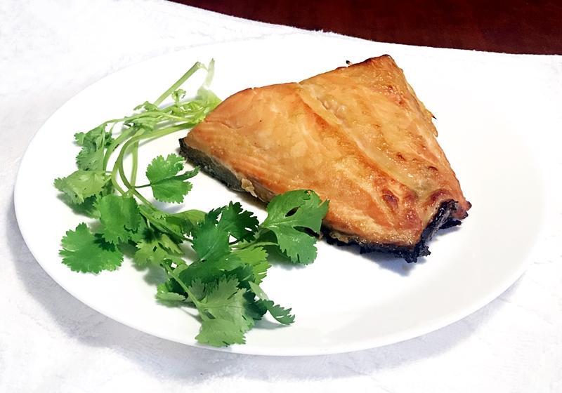 西京味噌烤鮭魚
