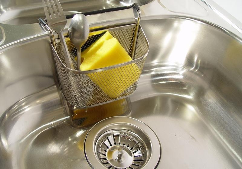 廚房清潔「這樣做」事半功倍!3 分鐘讓水槽亮晶晶