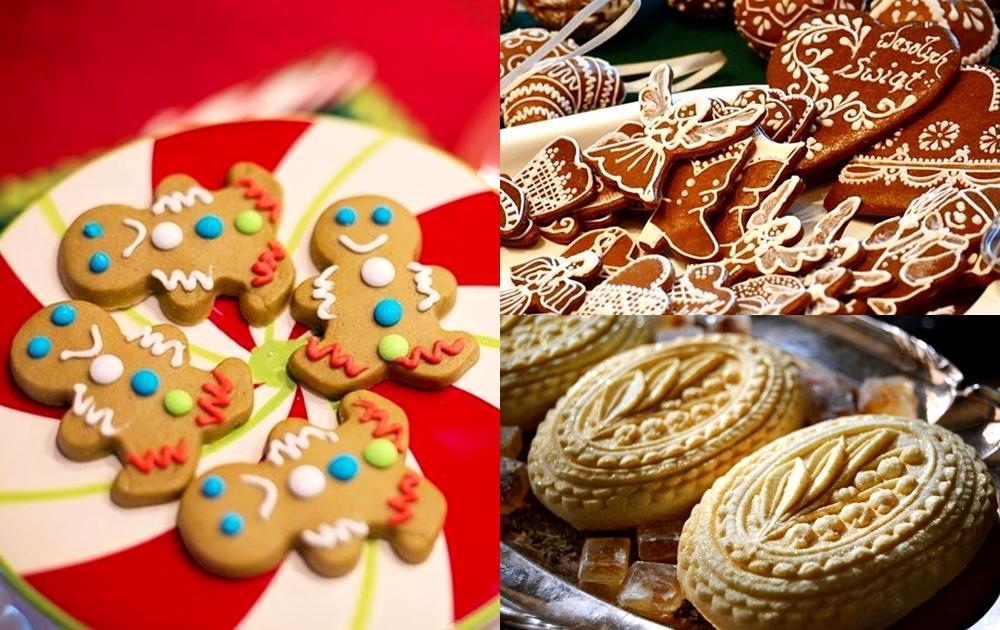 歐洲傳統不吃薑餅人?盤點各國的耶誕薑餅Gingerbread