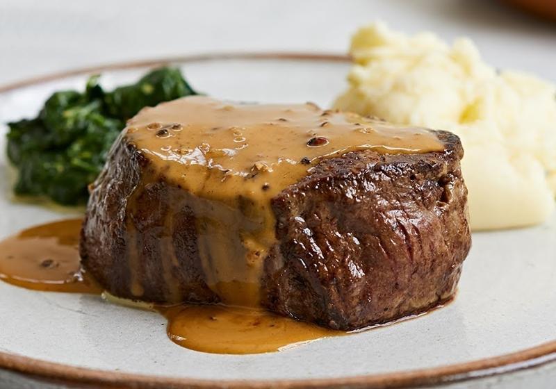 法式菲力牛排 Fillet Mignon Steak (影音)