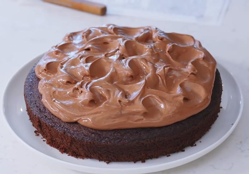 經典醇濃巧克力蛋糕 (影音)