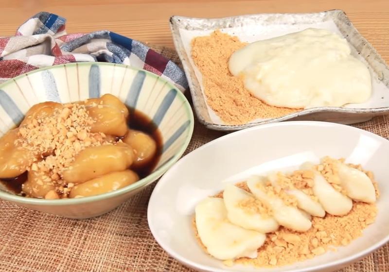 暖呼呼「鮮奶燒麻糬」3 吃法!還能變身客家牛汶水 (影音)