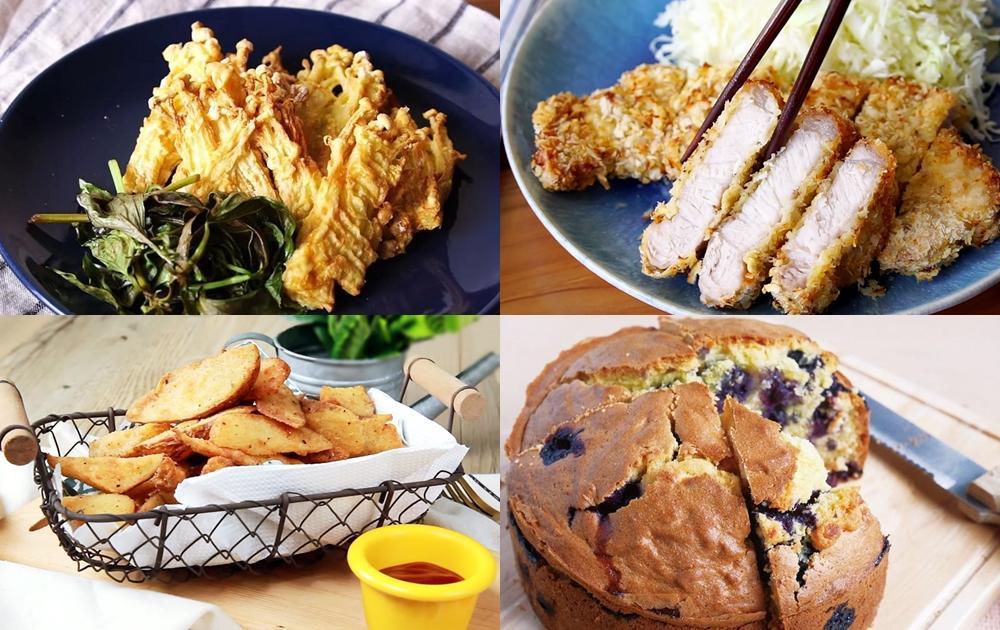 氣炸鍋適合做什麼料理?這幾類「NG食材」炸了不好吃也不健康