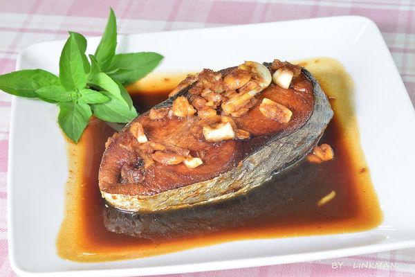 煎魚仔潑醬油(古早味醬油煎魚)