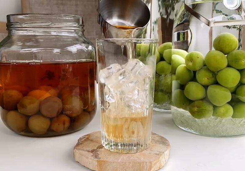 梅子產季到!簡單自釀「淺漬梅酒」更清爽、更省時